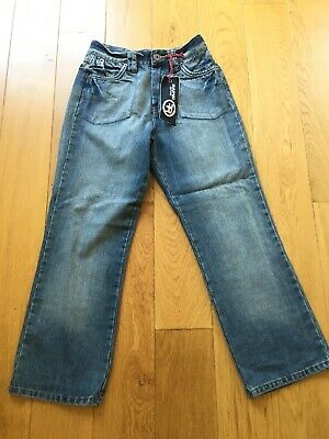 Boy Denim Jeans Rapid Jeans Blue Aged 12-13 Years BNWT