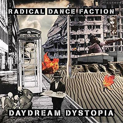 Radical Dance Faction Daydream Dystopia 2 Cd Set New (21St June)