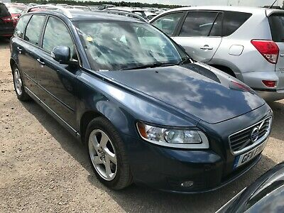 2011 Volvo V50 2.0 D3 Se Lux Edition G/T- 10 Volvo Stmps,Leather,Alloys,1F/Owner
