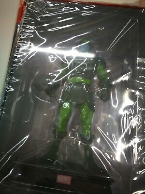 MARVEL HEROES 3D SPECIALE EXTRA 14 GIANT-MAN Statua Fascicolo Poster CENTAURIA