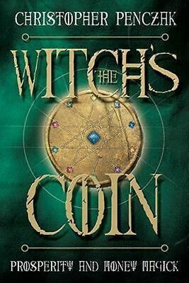 NEW The Witch's Coin By Christopher Penczak Paperback Free Shipping
