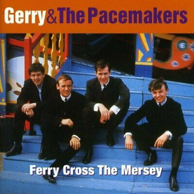 Best of Gerry & the Pacemakers Ferry Cross the Mersey (New & Sealed, Remastered)