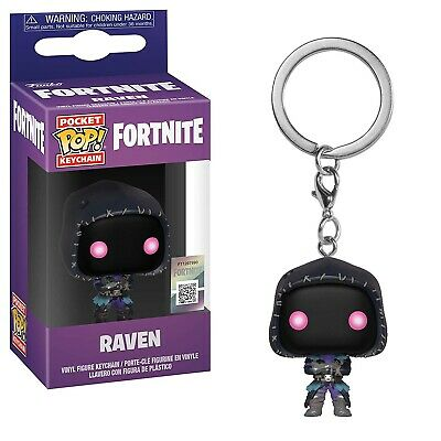 Funko - Pop Keychain: Fortnite S2 - Raven Brand New In Box