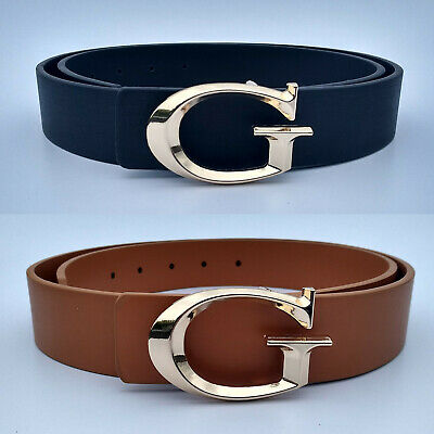 2019 New fashion luxury men and women belt silver buckle11