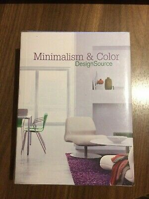 Minimalism and Color DesignSource by Aitana Lleonard