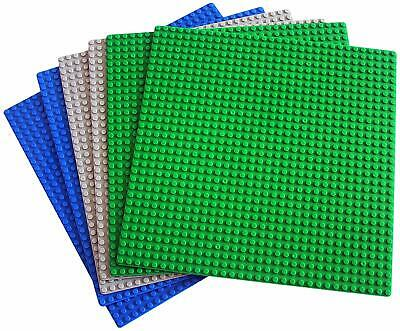 """""""Lego"""" Classic Building Base Plates 32x32 pegs 10x10 Compatible All Major Brands"""