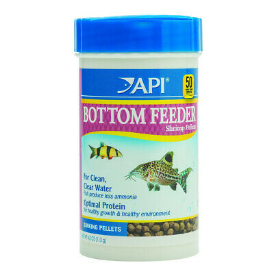 API - Bottom Feeder Shrimp Pellets - 4 oz. (113 g)