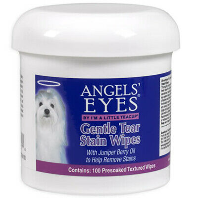 ANGELS' EYES - Gentle Tear Stain Wipes - 100 Wipes