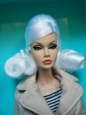 "NRFB OFF BEAT Poppy Parker THE CITY 12"" doll Integrity Toys Fashion Royalty"