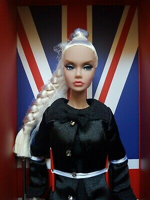 "NRFB Poppy Parker FRIDAY NIGHT FRUG 12"" doll Integrity Toys Fashion Royalty"
