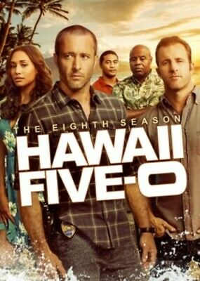 Hawaii Five-O (2010): The Eighth Season DVD Incredible Value and Free Shipping!