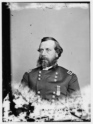 General OB Wilcox,United States Army,military personnel,officers,uniforms,1855 3
