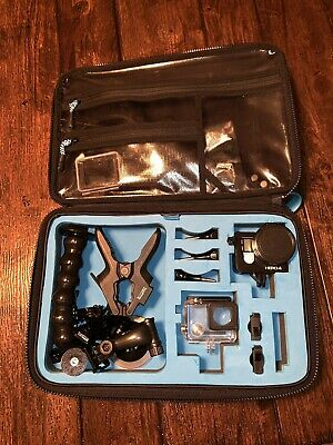 GoPro HERO4 Action Camera  - Black with accessories bundle