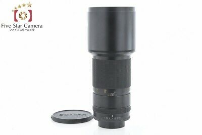 Excellent-!! CONTAX Carl Zeiss Tele Tessar 300mm f/4 T* MMG from Japan B