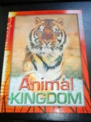 Animal Kingdom by Miles Kelly, Hardback Book