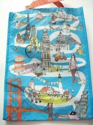 Chronicle Books Limited Edition Tote Bag Illustrated by Julia Rothman New W/Tag