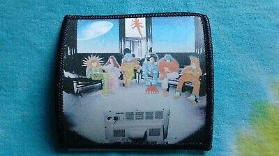 Grateful Dead Stanley Mouse Mars Hotel Lobby 3 Inch Iron On Patch