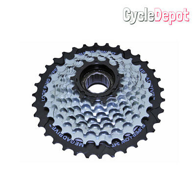 Cassettes, Freewheels & Cogs New Sunrace 7 Speed 13-28 Freewheel Shimano Compatible