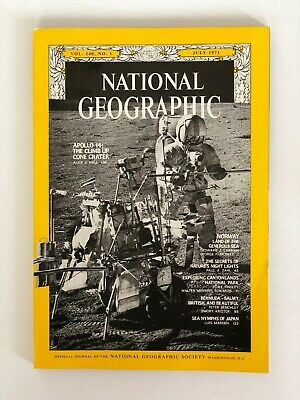 National Geographic - July 1971 - Vol. 140, No. 1