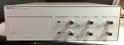 Agilent HP 11759C RF CHANNEL SIMULATOR