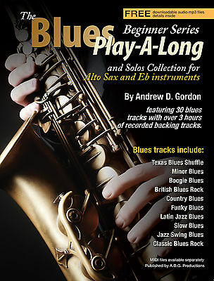 SWING WITH A Band Tenor Sax Jazz Sheet Music Minus One Play