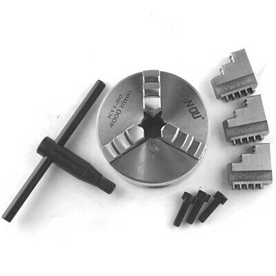 High Accuracy Three Jaw Chuck Self-centering For Mechanical Lathe For D4Q0