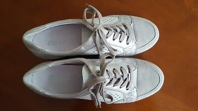 aa533c7cdc3473 CHAUSSURES BASKETS FEMME NIKE Taille 37,5 Cuir Comme NEUVES !! - EUR ...