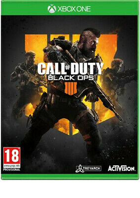 Call Of Duty Black Ops 4 Iiii Xbox One Brand New Fast Delivery!