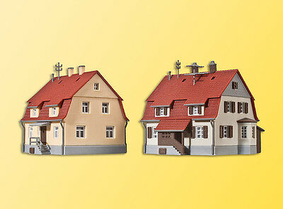 Kibri 36782 Z Gauge Settlement House from the 20 Years 2 Pieces # New