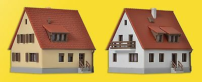 Kibri 36780 Z Gauge Settlement House from the 30 Years 2 Pieces # New