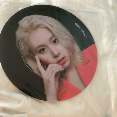 "TWICE WORLD TOUR 2019 "" TWICE LIGHTS "" Official Goods Photo Fan Chaeyoung New"