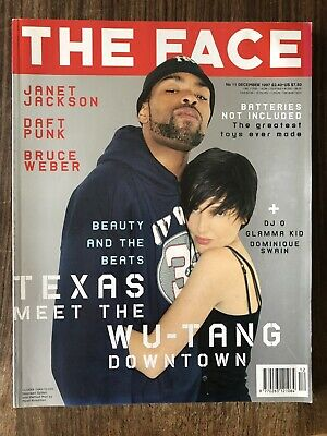 The face magazine volume 3 nr 11 Texas, Wu-tang