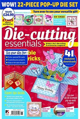 Die Cutting Essentials Magazine Issue 51