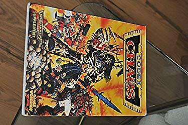 Warhammer 40, 000 Codex: Chaos by Chambers, Andy, Johnson, Jervis