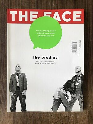 The face magazine volume 3 nr 65 The Prodigy