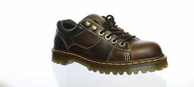 Martens Mens Mellows Tan Greenland Premium Leather Shoes 23076220 Size 8 11 Dr