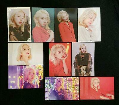 TWICE WORLD TOUR 2019 TWICE LIGHTS Official Photo Card Chaeyoung 10Set Complete