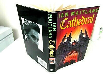 ian maitland  cathedral  1st edition in d/w