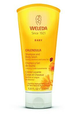 Weleda 2in1 Gentle Shampoo + Body Wash 6.8oz