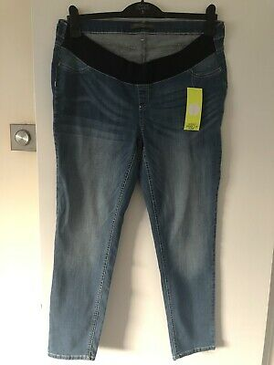 ab69cf5b20bb9 BLOOMING MARVELLOUS, MOTHERCARE, Ladies Maternity Skinny Jeans, Size ...