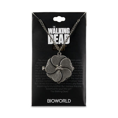 The Walking Dead Cherokee Rose Necklace - Replica Cosplay - Loot Crate BRAND NEW