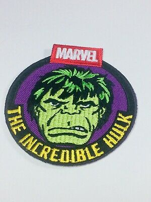 The Incredible Hulk Patch Marvel Collector Corps Funko Rare Exclusive New