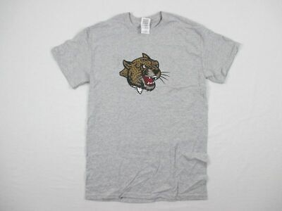 NEW Gildan Lafayette Leopards - Gray Cotton Short Sleeve Shirt (Multiple Sizes)