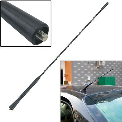 "Universal Aerial Extend 16"" Car Auto Roof For Fender Radio FM AM Signal Antenna"