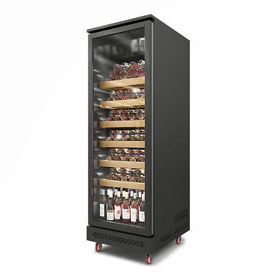 Professional Wine Display Fridge | Wine Chiller | Wine Cooler