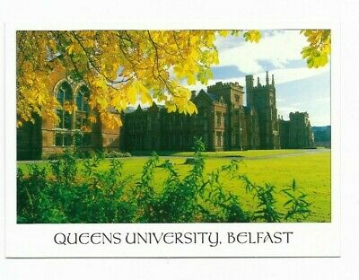 Queens University : Belfast : a Tudor style building from 19th century