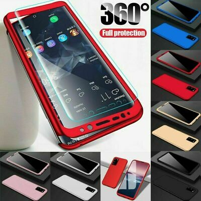 Case For Samsung Galaxy S10 S8 S9 Plus Ultrathin ShockProof Hybrid 360 TPU Cover