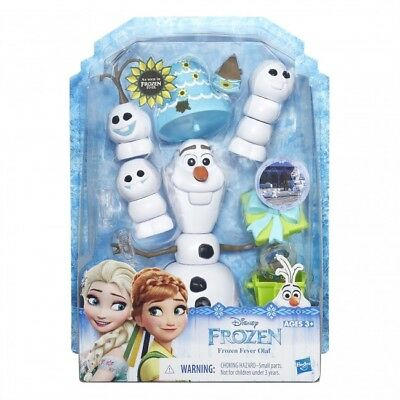 Hasbro - Juguete Frozen Fever Olaf Playset
