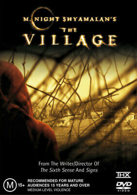 The Village (2004) [New Dvd]