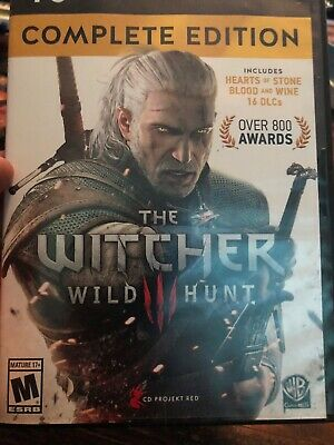 THE WITCHER 3 complete edition ps4 - $23 75 | PicClick